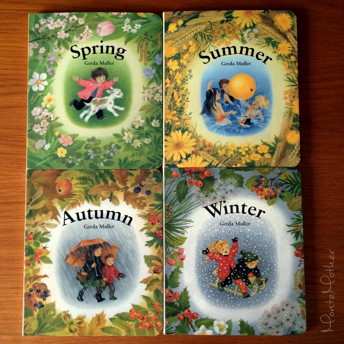 Spring, Summer, Autumn, Winter by Gerda Muller