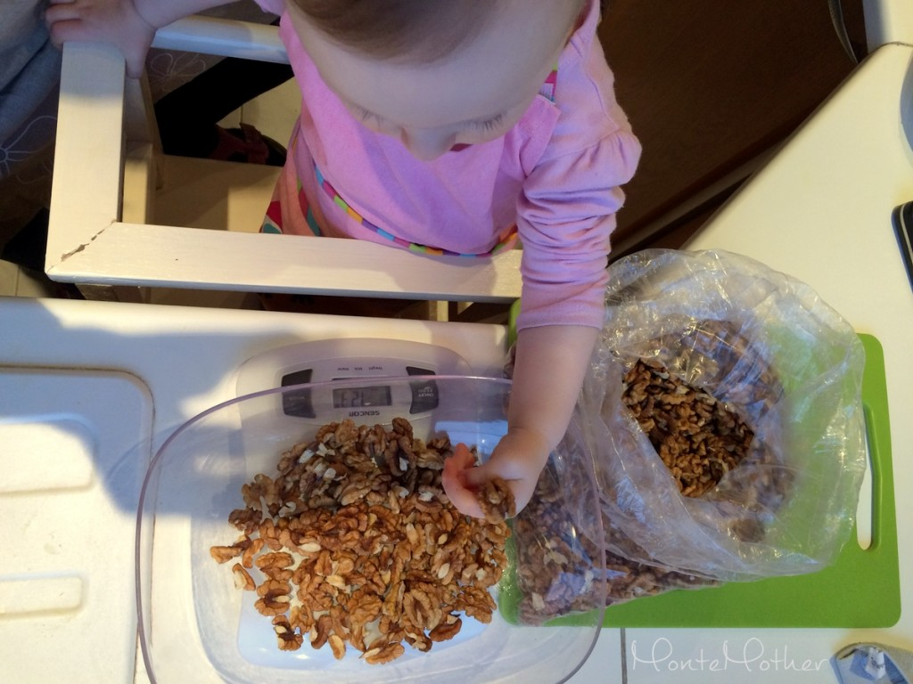 Adelka Montessori baking