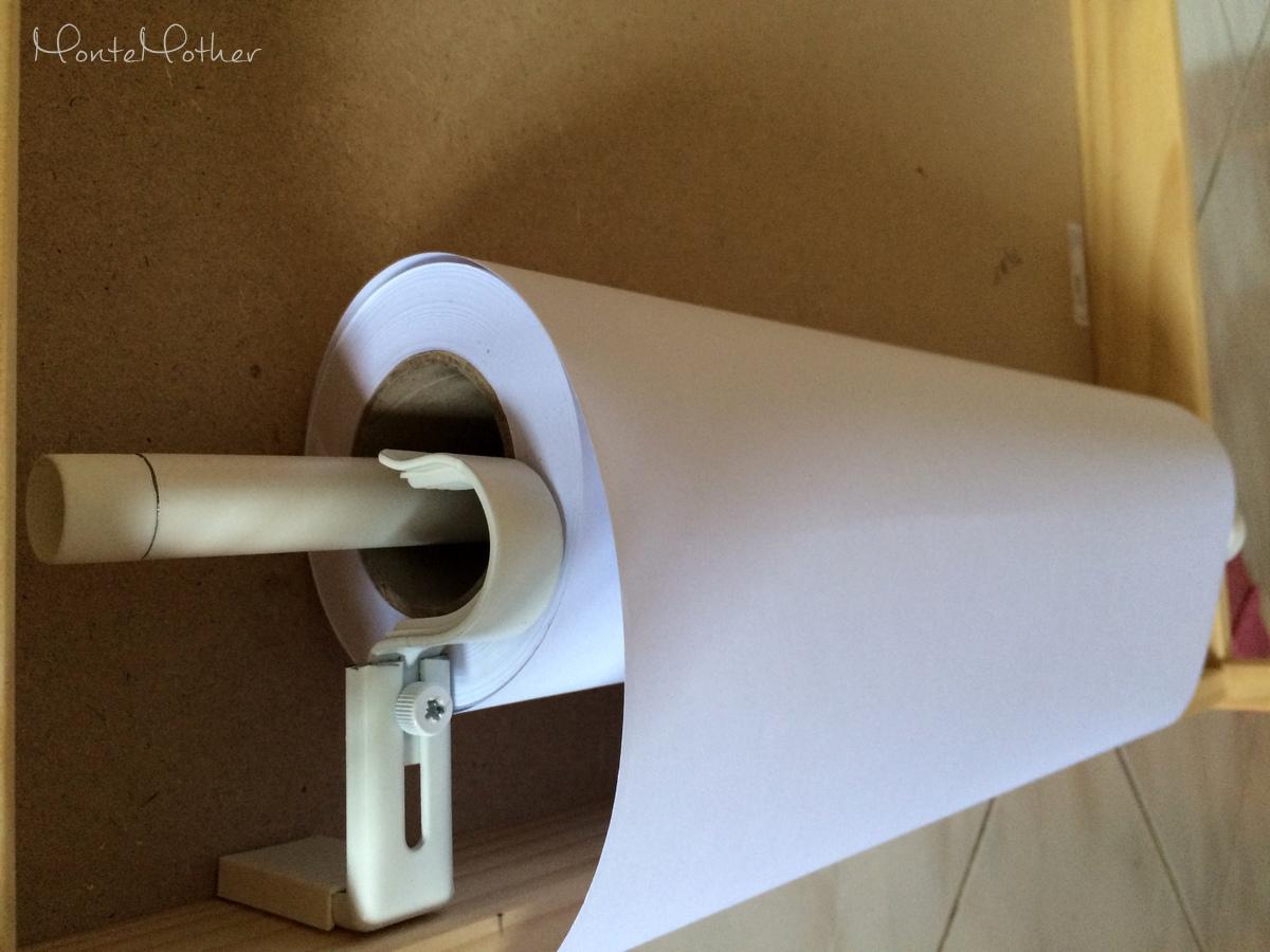 kreslenie na rolku papiera