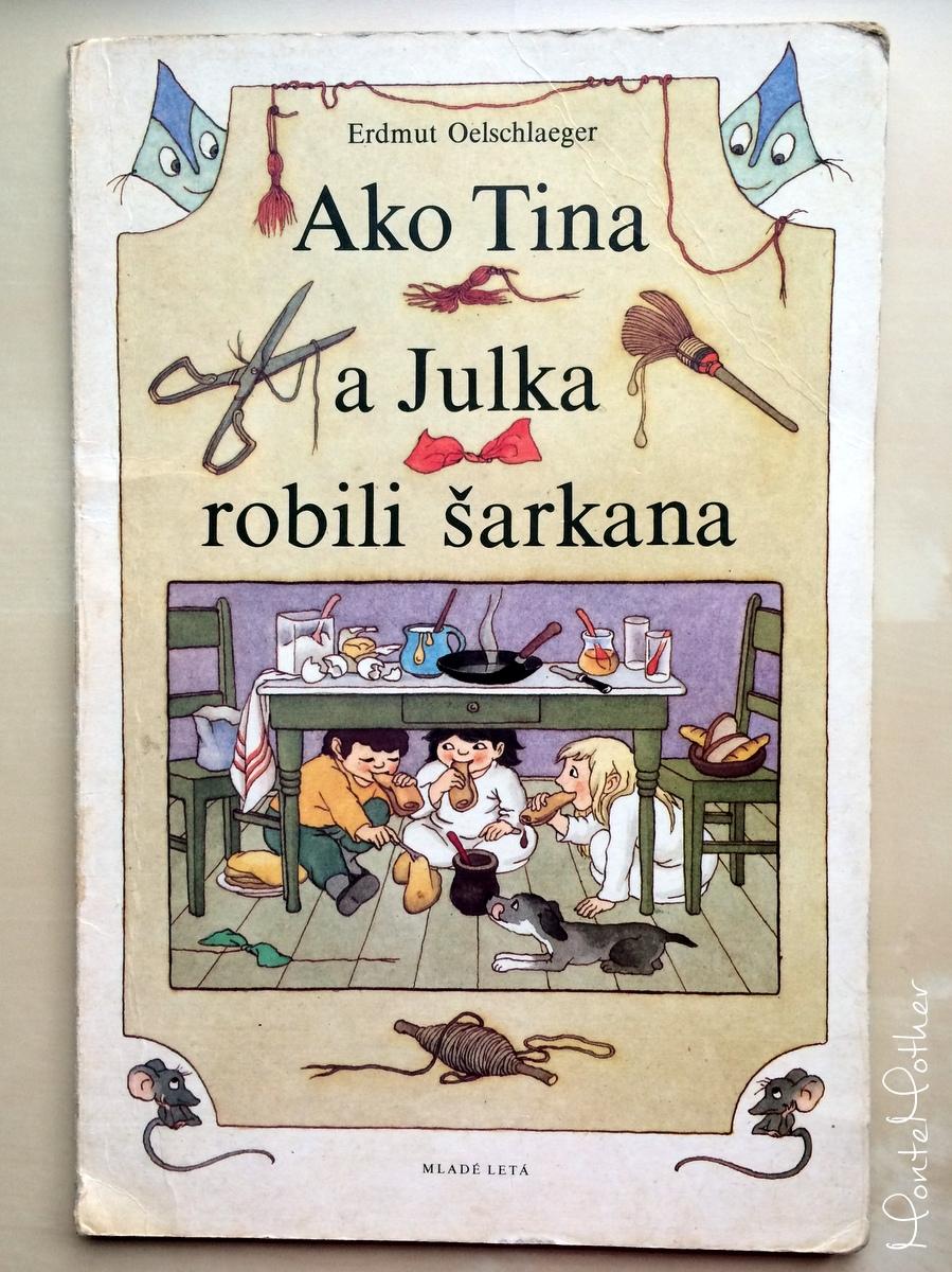 Ako Tina a Julka robili šarkana