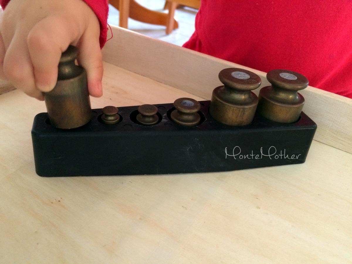 Montessori valčeky 2