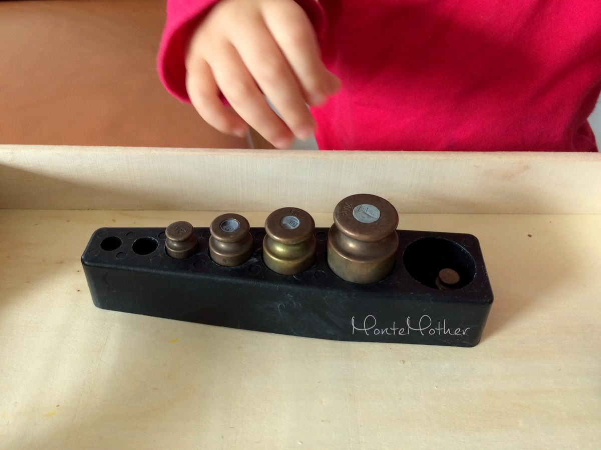 Montessori valčeky 3