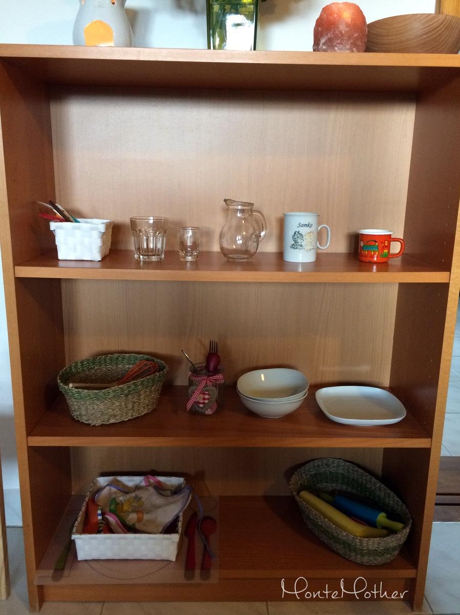 Montessori kuchynka