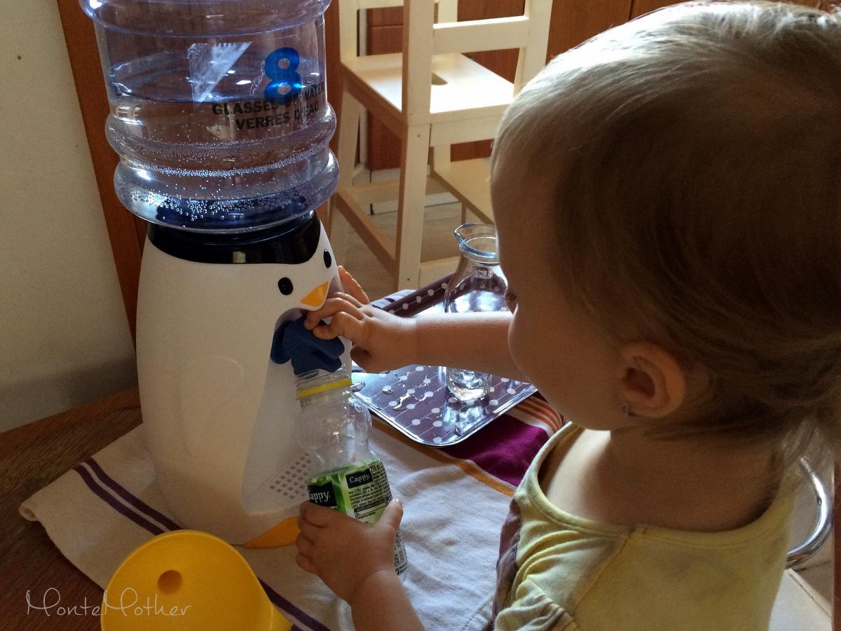 vydajnik vody