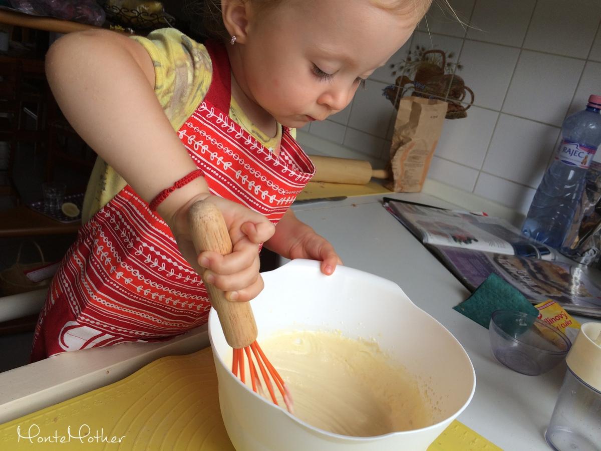 Montessori v kuchyni - pecenie (4)