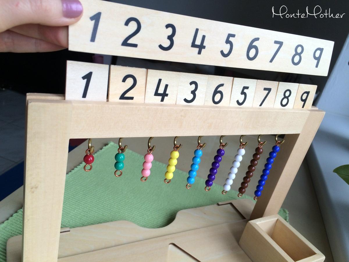 kontrola chyby stojan na perlove schody montessori