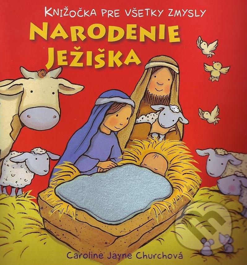 narodenie jeziska knizka pre deti