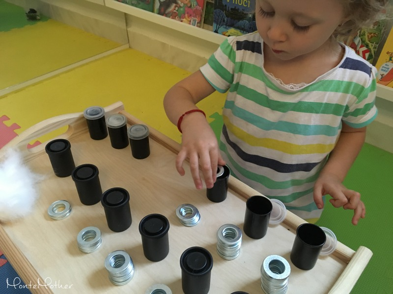ako vyrobit doma hmotnostne valceky montessori