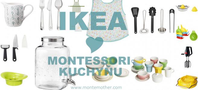ikea montessori kuchyna kitchen