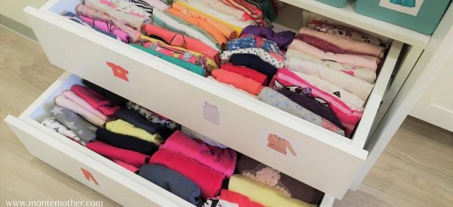 poriadok a viac miesta v montessori skrini