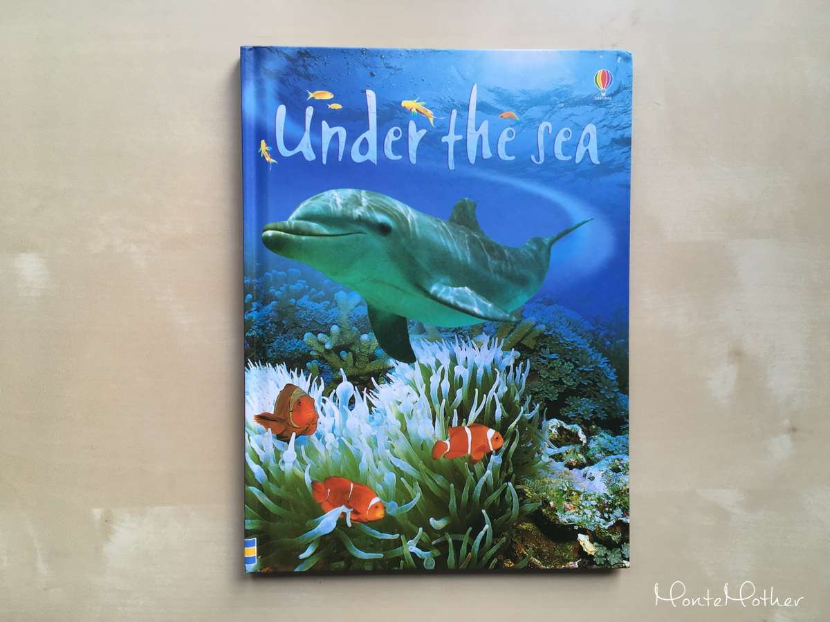 under the sea children book