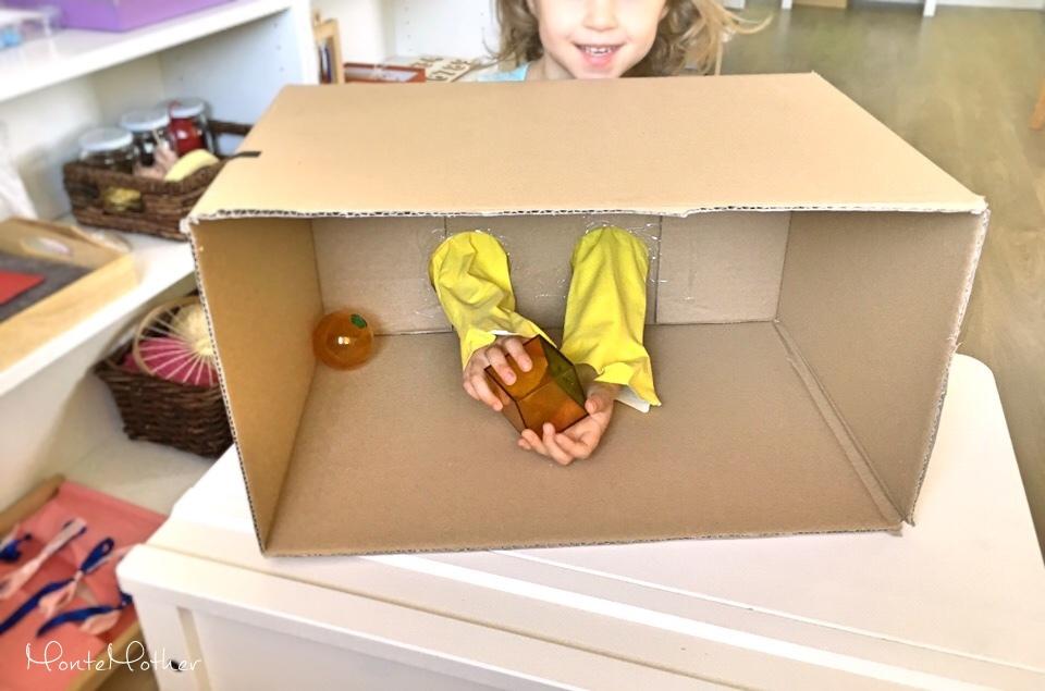 tajuplne vrecusko, tajuplný box