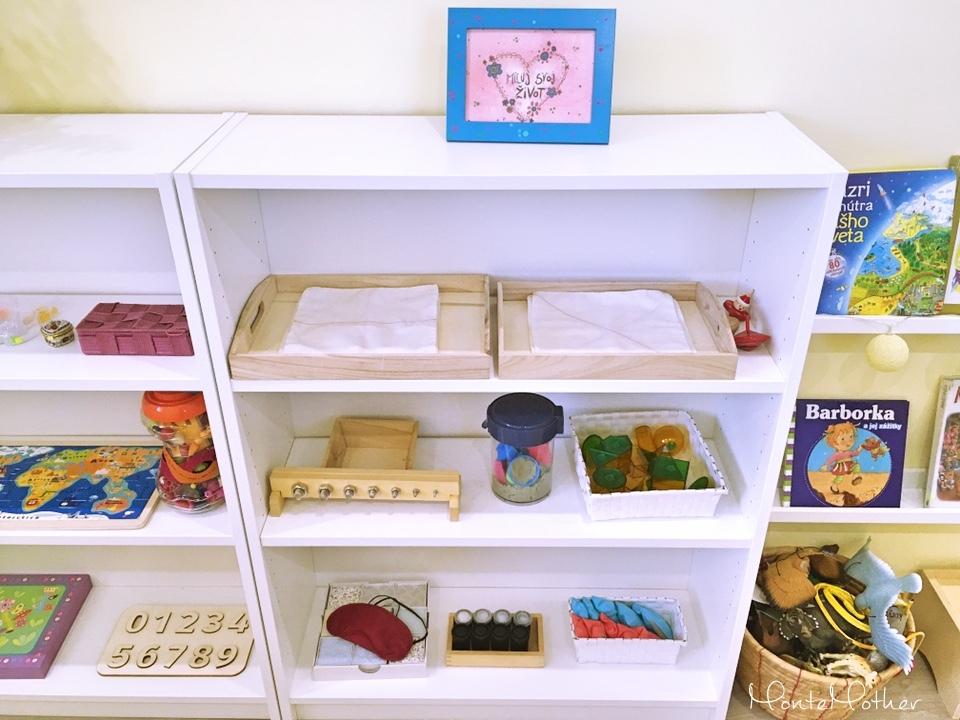 montessori hračky od 3 rokov