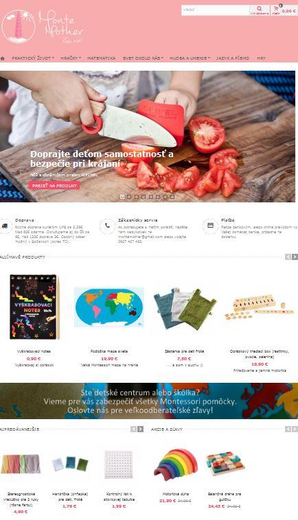 Navštívte náš e-shop!