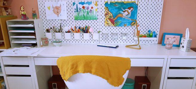 stôl pre predškoláka ikea