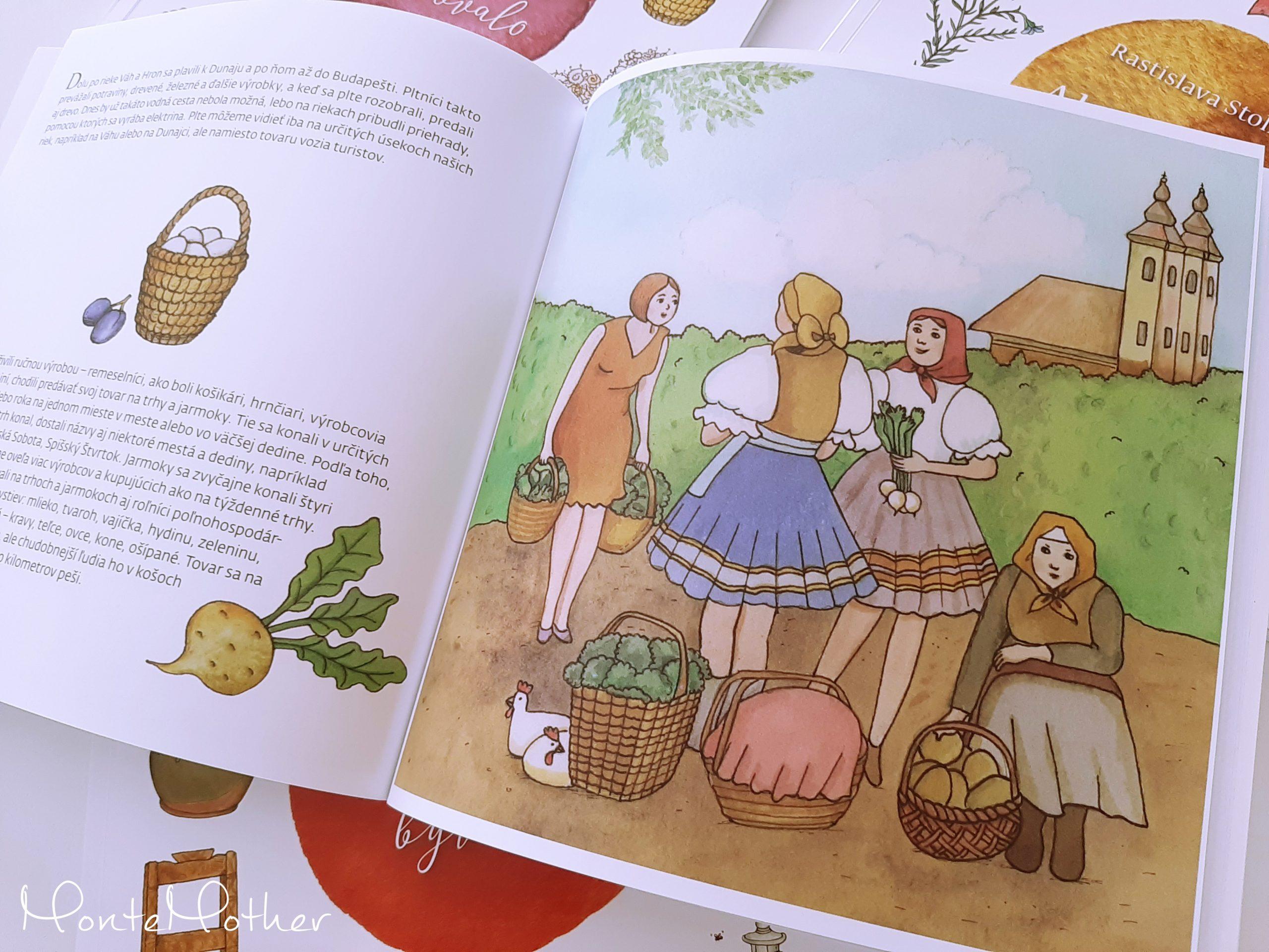 kniha pre deti
